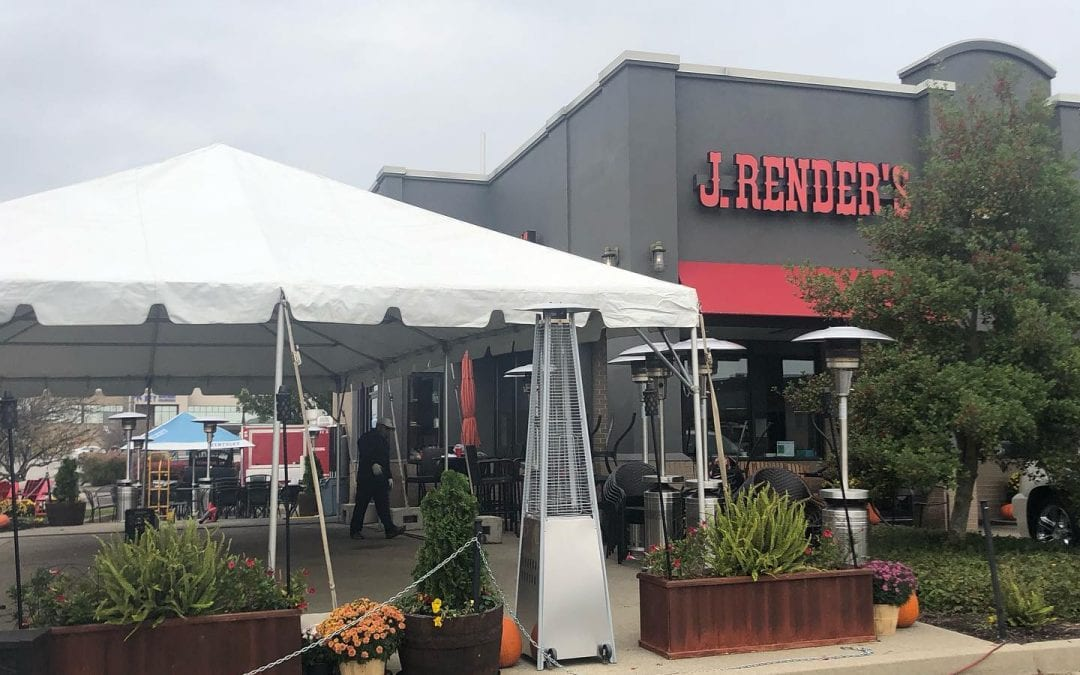 Lexington restaurants coming up with creative dining changes